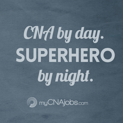 4 Gifs Explaining Why Cnas Are Superheroes Mycnajobs