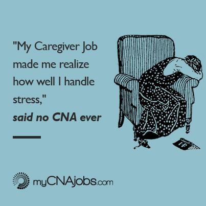 Made to Handle Caregiver Jobs myCNAjobs Blog Professional